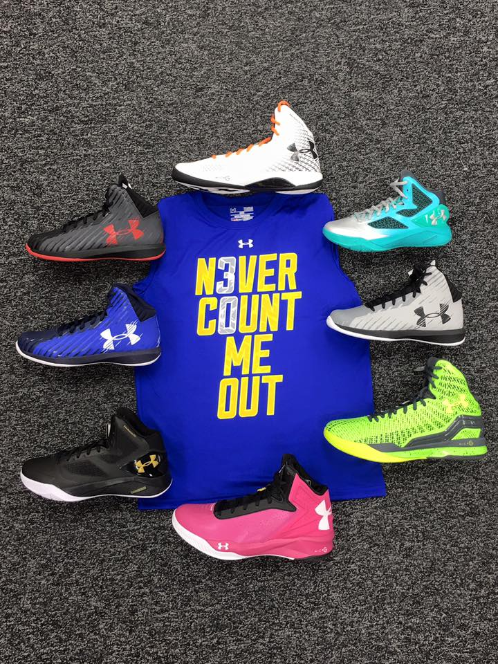 Under Armour March Madness