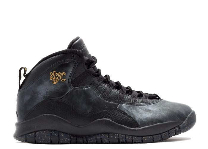 Air Jordan 10 Retro City Pack
