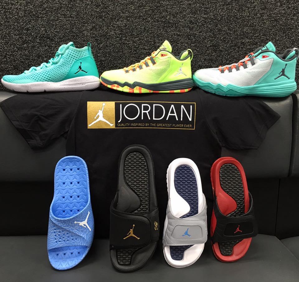 New Jordan Shoes
