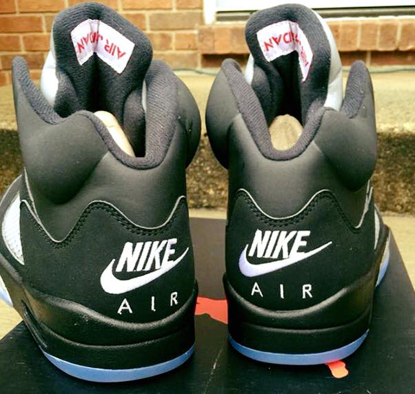 "Air Jordan 5 Retro ""Black/ Metallic"" OG"
