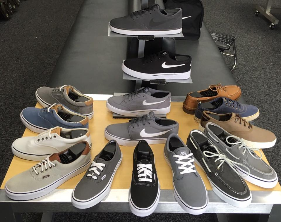 Lifestyle and Casual Footwear