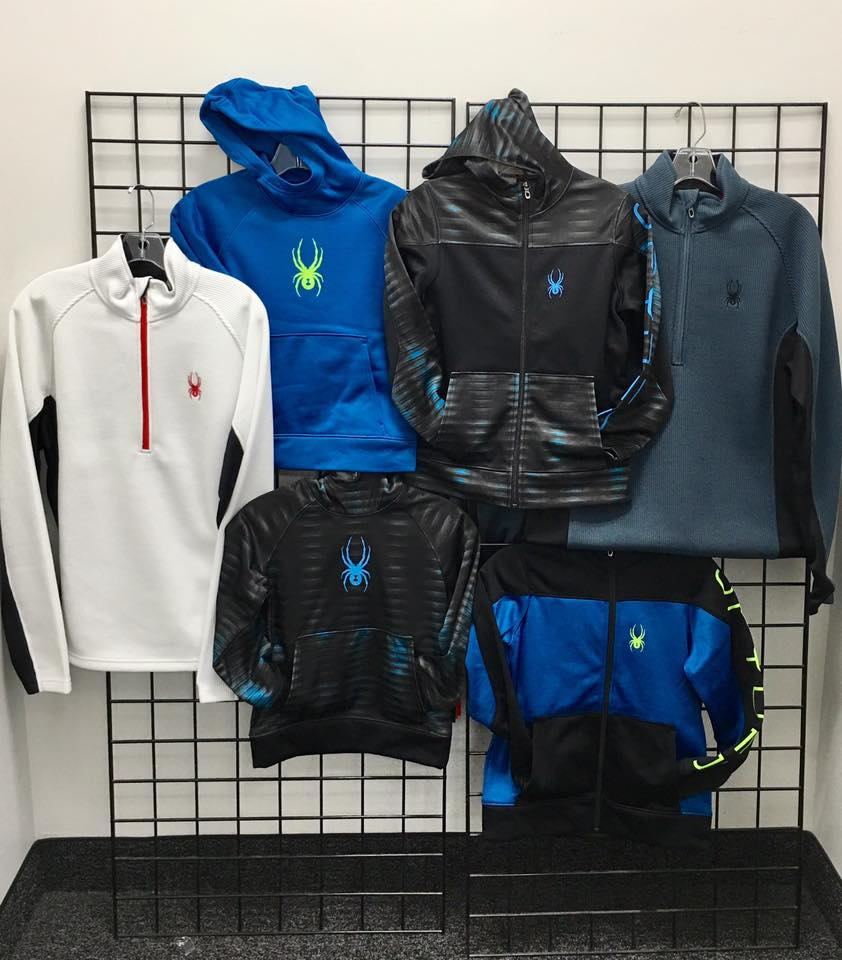 Spyder outerwear is back - Hot new looks from an iconic brand