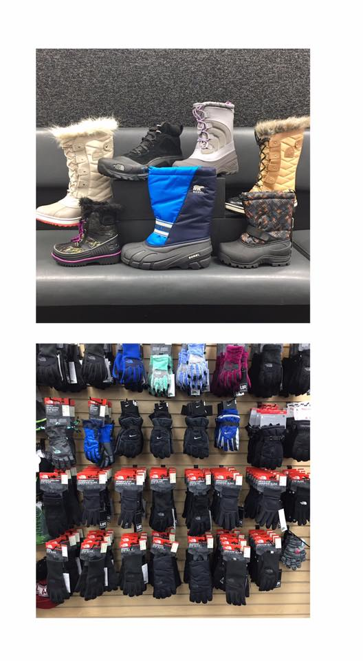Boots and gloves for your entire family!