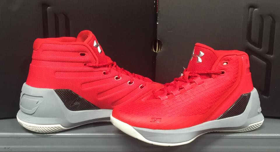 "The Curry 3 ""Davidson"""
