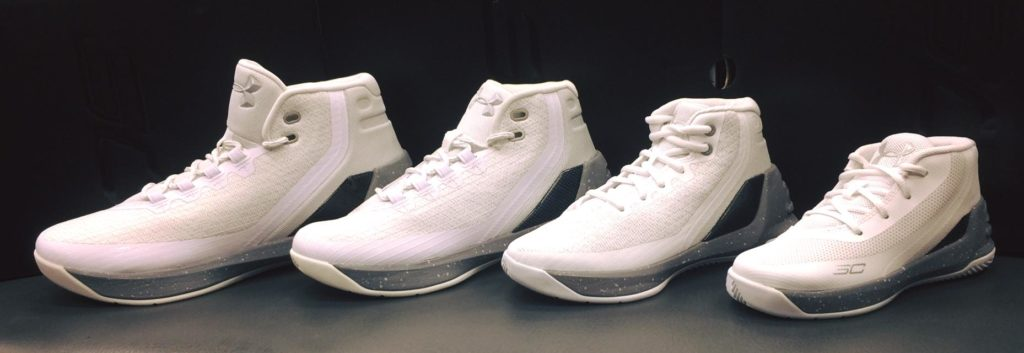 "Curry 3 ""Raw Sugar"" is Now In Stock"
