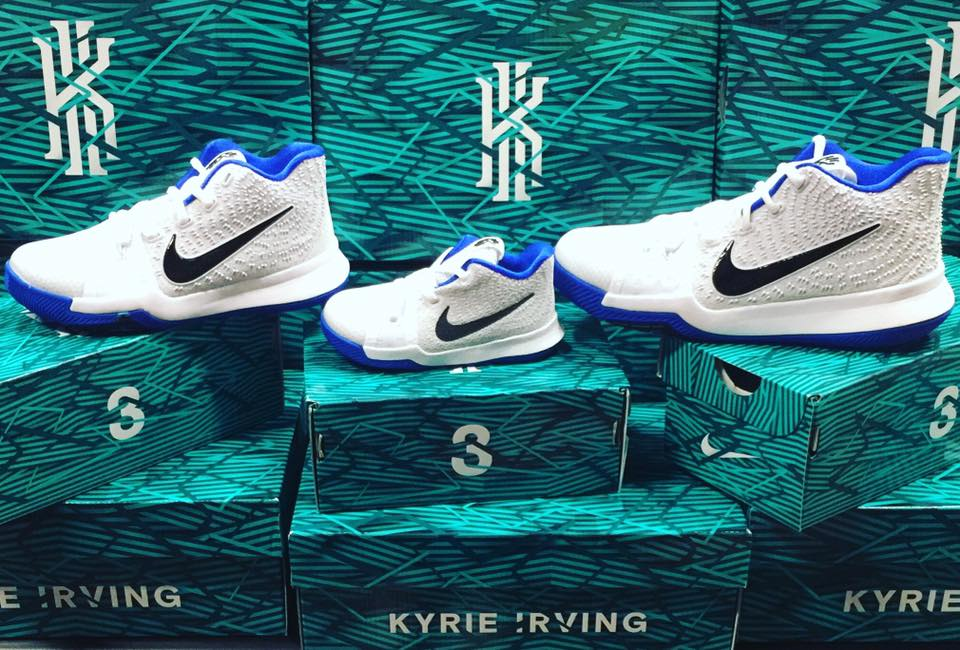 "Nike Kyrie 3 ""Brotherhood"""